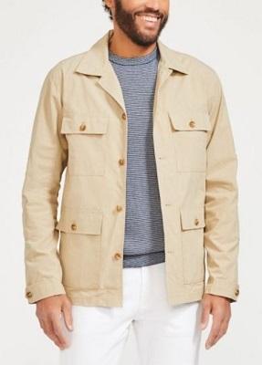 James Bond safari jacket affordable alternatives