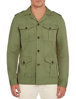 Orlebar Brown James Bond safari jacket