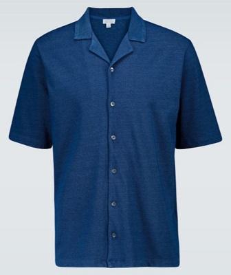 James Bond Thunderball Camp Collar Shirt alternative