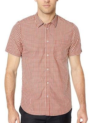 affordable alternative Sean Connery James Bond Thunderball Gingham check shirt