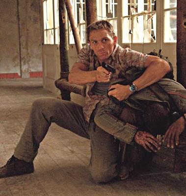Daniel Craig James Bond Casino Royale Madagascar chase