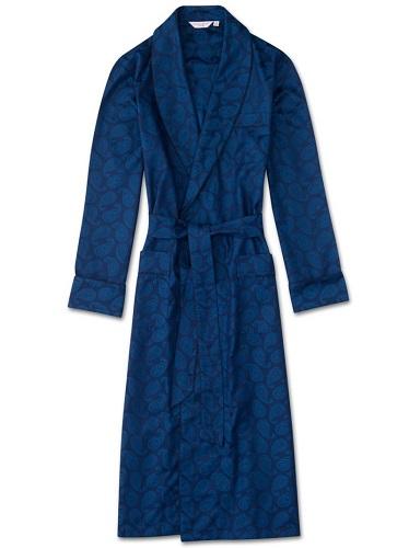 Derek Rose Roger Moore Style dressing gown 5 Things I want June