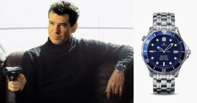 James Bond Brosnan Omegas affordable alternatives