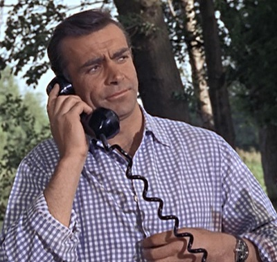 Sean Connery James Bond Goldfinger Rolex Submariner 6538