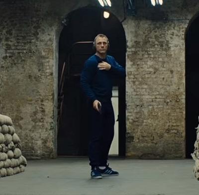 Daniel Craig James Bond Skyfall recovery
