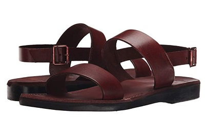 James Bond Casual Summer Footwear leather sandals
