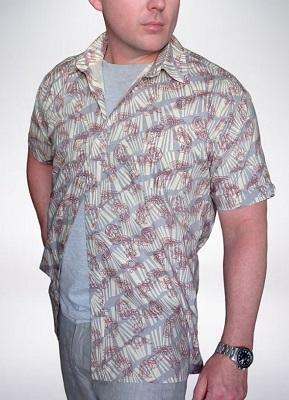affordable alternative Daniel Craig James Bond Casino Royale Madagascar shirt
