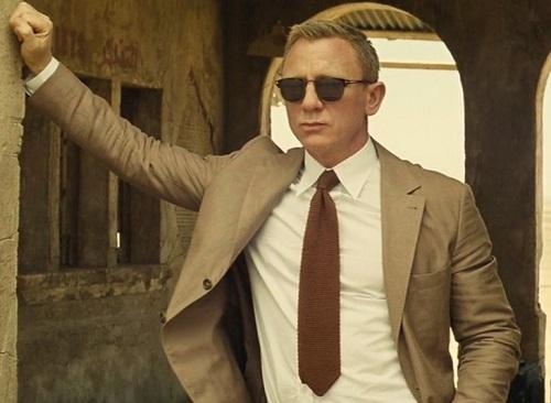 Daniel Craig James Bond SPECTRE Tom Ford Henry Sunglasses