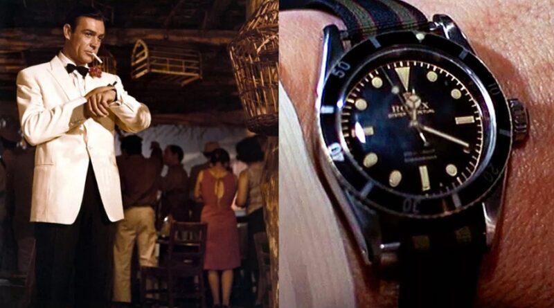 James Bond Rolex Submariner6538