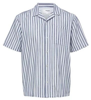 affordable alternative Sean Connery James Bond Thunderball stripe shirt