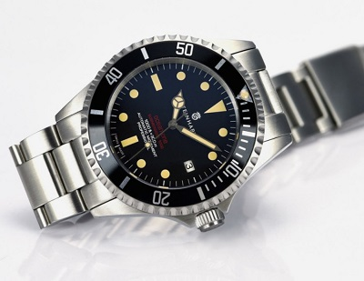 James Bond Goldfinger Rolex Submariner 6538 affordable alternative