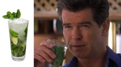 James Bond Summer Drinks