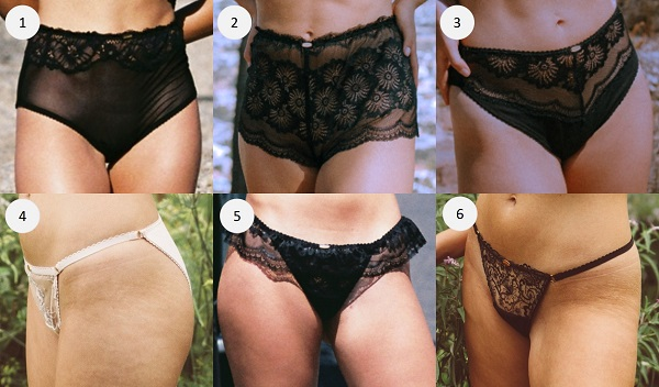 men's guide to buying lingerie