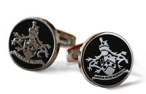 James Bond style cufflinks