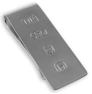 Douglas Pell James Bond money clip