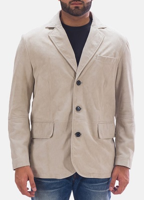 5 Things I Want July Suede Blazer