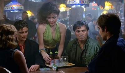 Timothy Dalton James Bond License to Kill Barrelhead Bar