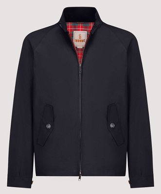 Baracuta G4 Harrington