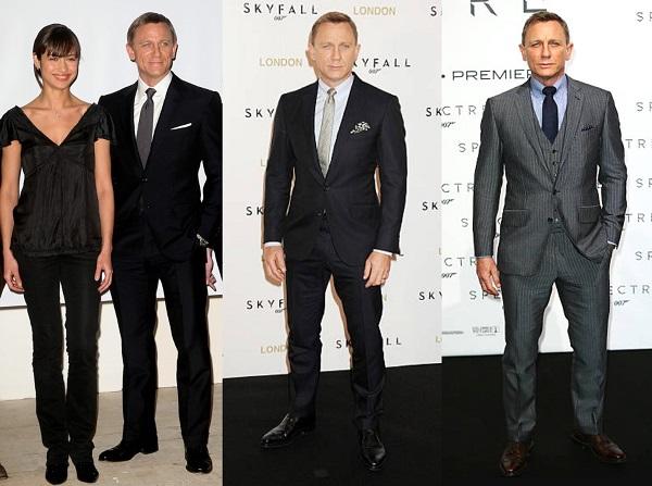 The James Bond suit trousers