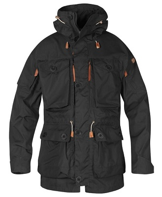 Fjallraven Smock No 1 Black