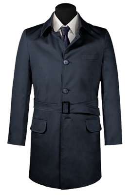 Affordable James Bond trench coat
