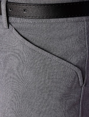 James Bond frogmouth trouser pockets