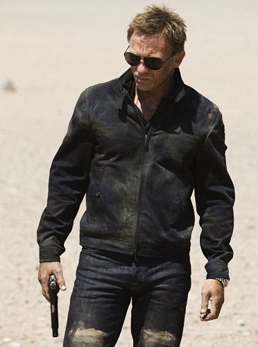 Daniel Craig James Bond Quantum of Solace jeans