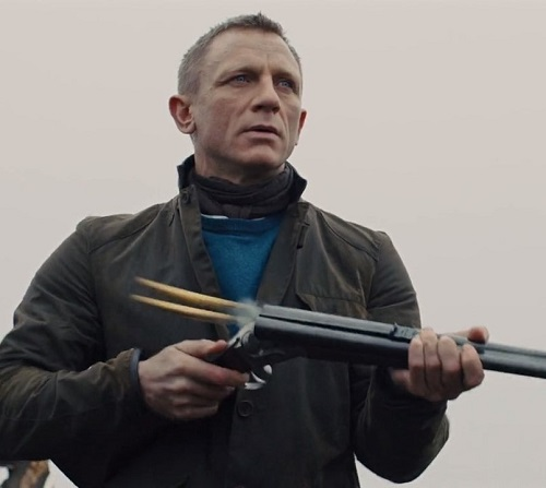 Daniel Craig James Bond Skyfall Barbour X To Ki To jacket