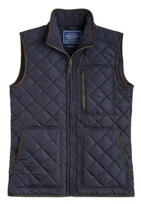 James Bond For Your Eyes Only quilted vest