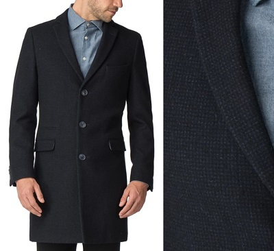 budget James Bond coat
