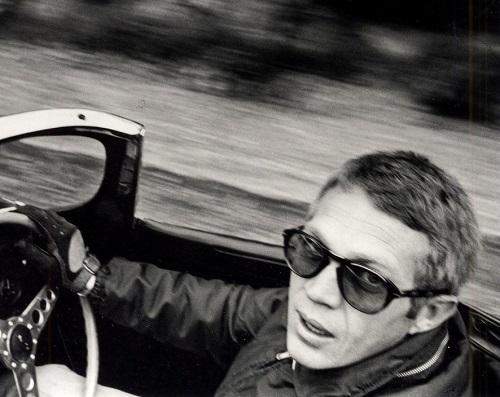 Steve McQueen fall style