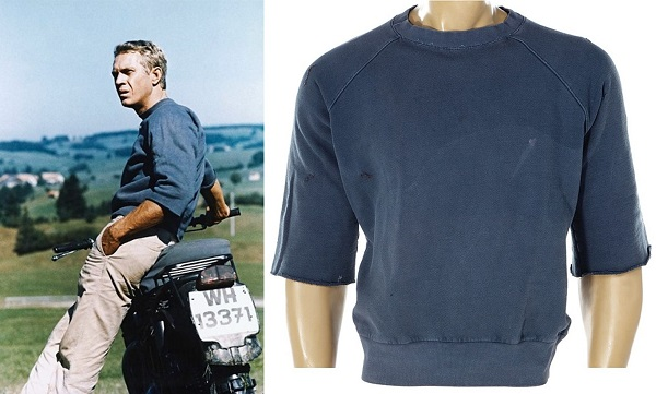 Steve McQueen Great Escape Sweatshirt