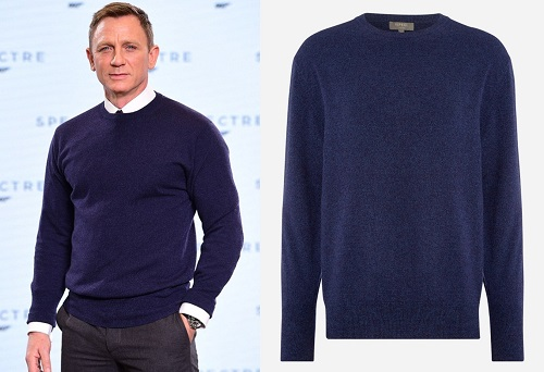 Daniel Craig N.Peal Sweater