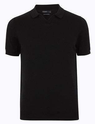 Don Draper Mad Men style polo shirt