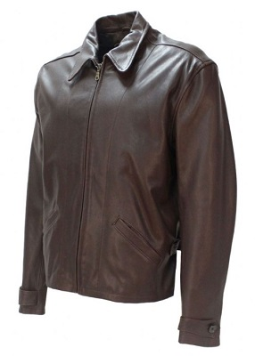 James Bond Skyfall style leather jacket budget alternative