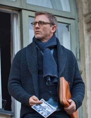 Daniel Craig The Girl With The Dragon Tattoo Men's Style