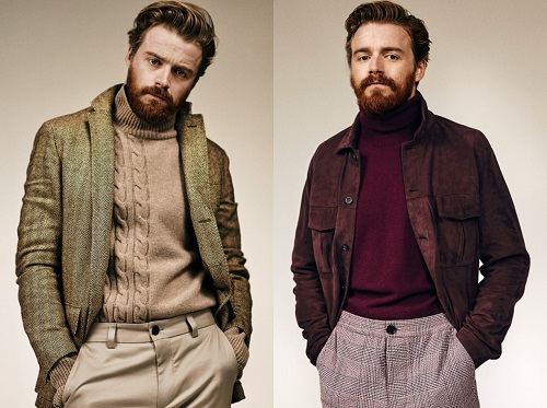 Jack Lowden Men's Style
