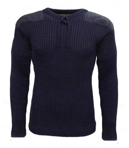 James Bond No Time To Die Commando Sweater alternative