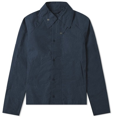 Barbour X Engineered Garments Graham Jacket Navy Blue