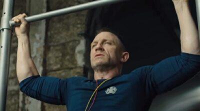 Daniel Craig James Bond work out