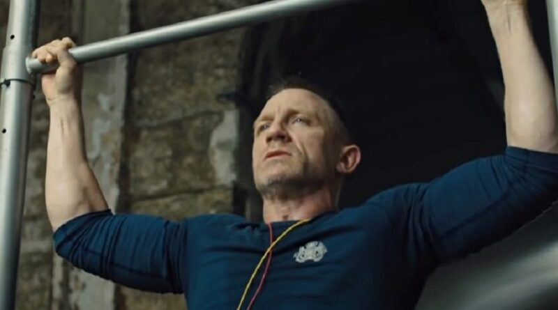Daniel Craig James Bond work out