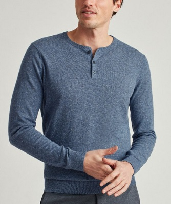 Daniel Craig blue henley alternative