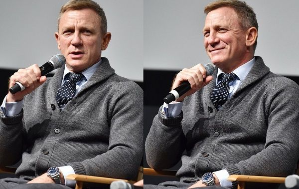 Daniel Craig 2019 BAFTA New York Knives Out