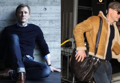 Daniel Craig Casual Style for Spring
