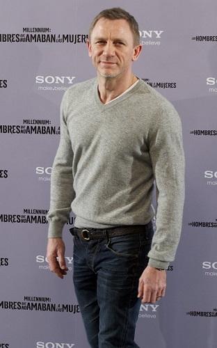 Daniel Craig Style belt
