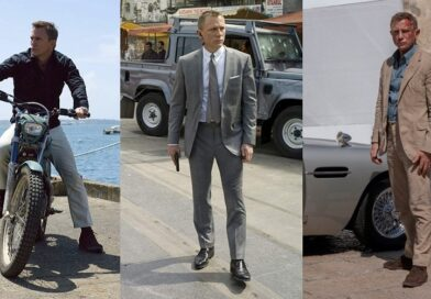 (00)7 James Bond Chukka Boots