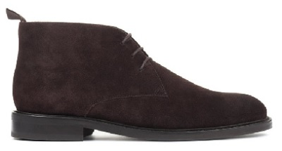 James Bond Church's Ryder III chukkas budget alternatives