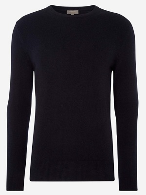 N.Peal Cashmere Sweater James Bond style