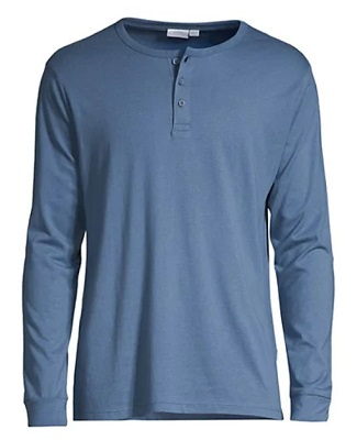Daniel Craig blue henley affordable alternative