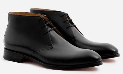 Budget James Bond Style boots